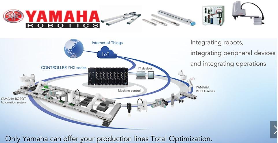 Yamaha Robotics Principal